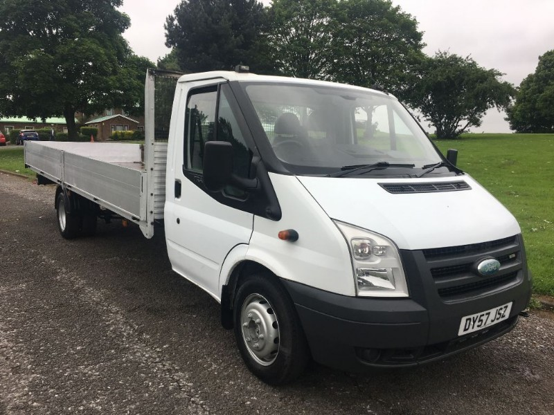 used Ford Transit 3.5T 20ft Dropside Extra Long 6 Metre Load Length  in walsall