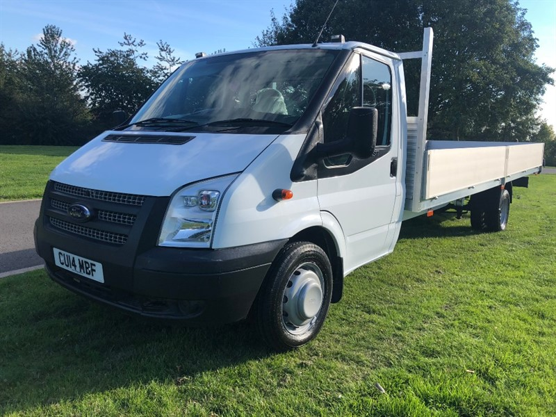 used Ford Transit 350 3.5T Extra Long 20ft (6m) Dropside in walsall