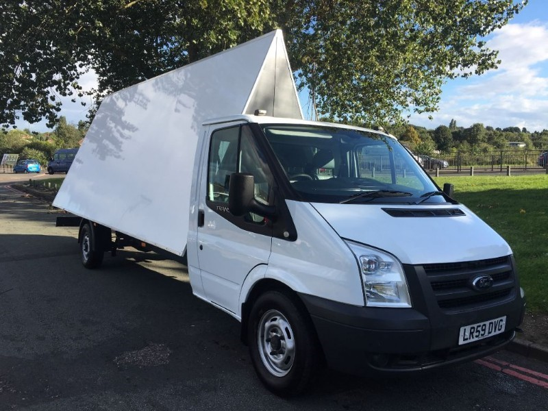used Ford Transit 350 20ft Mobile Advertising Advan in walsall