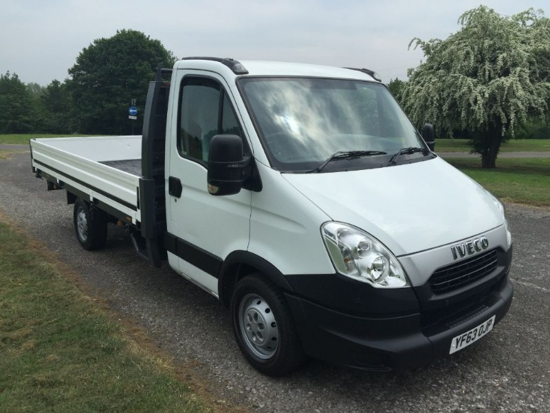 used Iveco Daily 35S11 3.5T 13ft Dropside, Very Clean in walsall