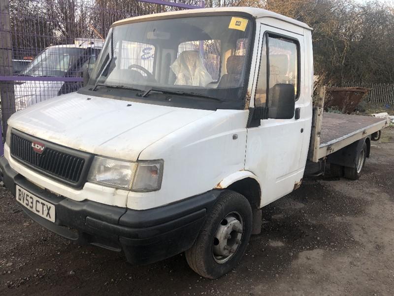 LDV Convoy for sale