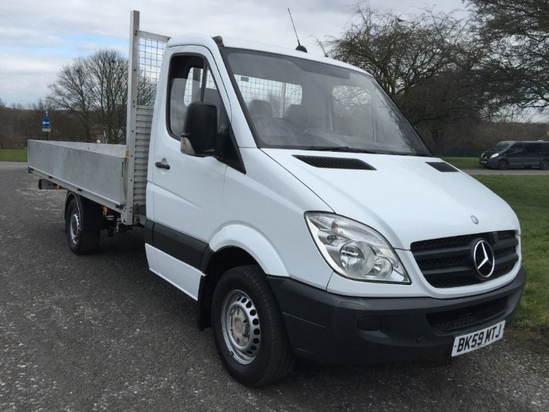 used Mercedes Sprinter 311Cdi 3.5T Dropside, Very Clean in walsall