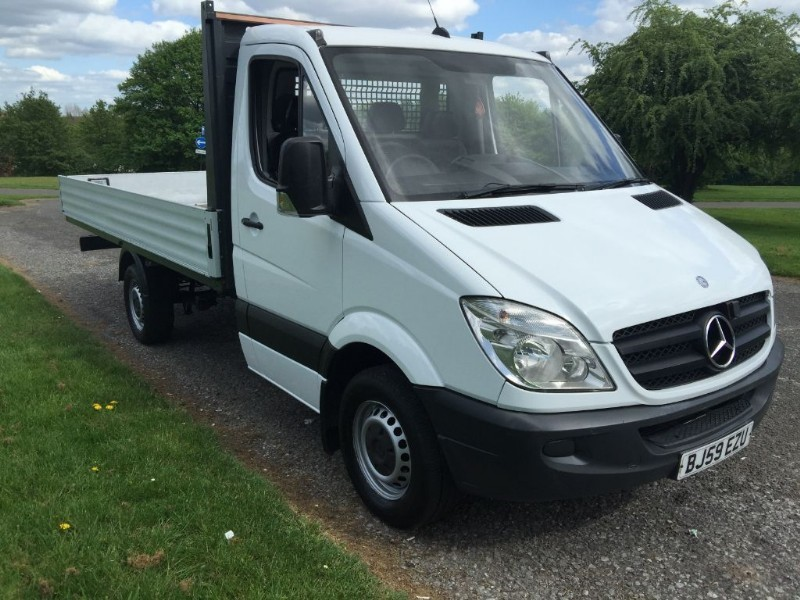 used Mercedes Sprinter 311Cdi 3.5T Dropside, Very Clean 14ft in walsall