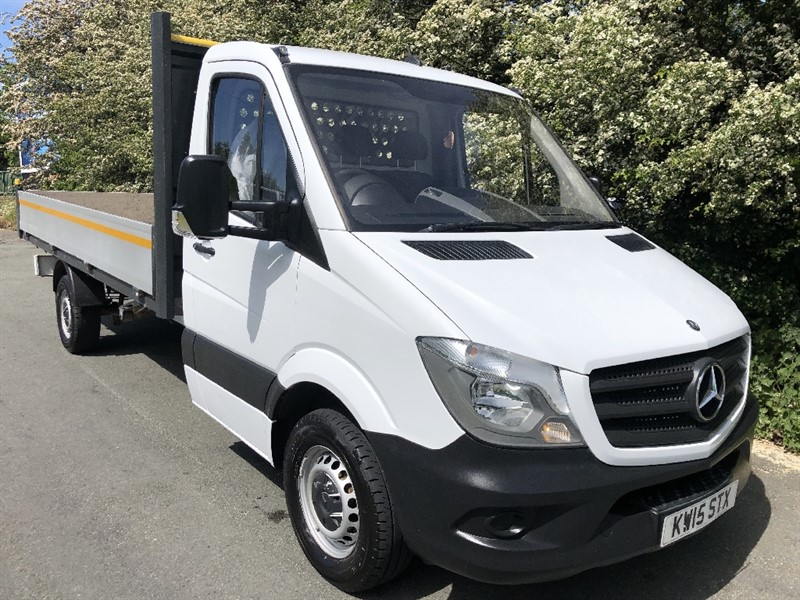 used Mercedes Sprinter 313Cdi 3.5T 13ft Dropside, Low Miles, Very Clean in walsall