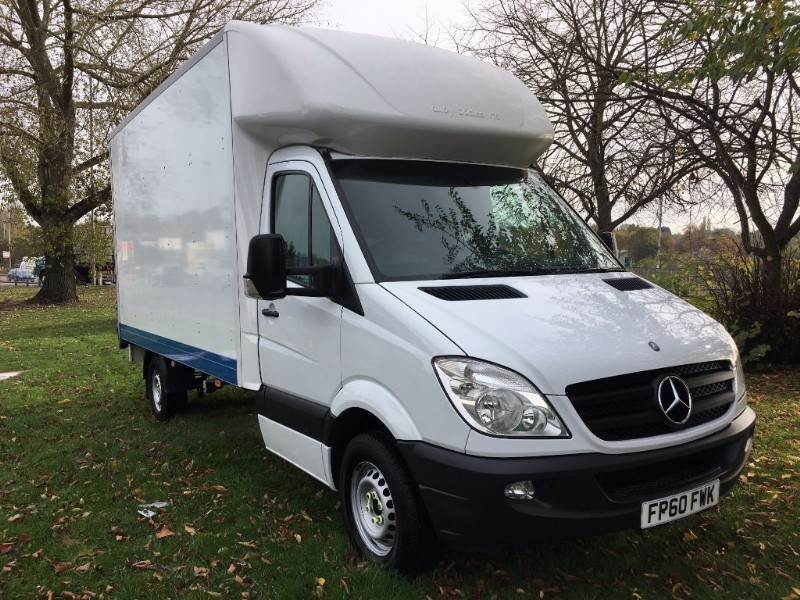 used Mercedes Sprinter 319 CDI LWB 3.0v6 luton  in walsall