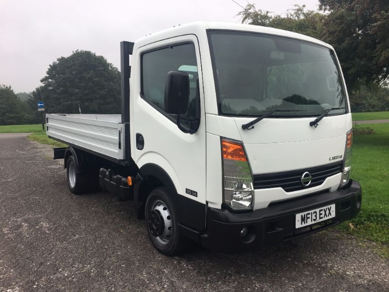 used Nissan Cabstar 35.14 SHR C/C DROPSIDE 12ft  in walsall