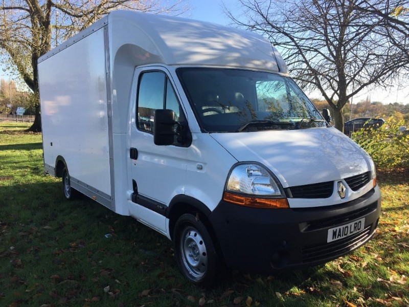 used Renault Master LL35 Dci 120 Lo Loader Luton Van in walsall
