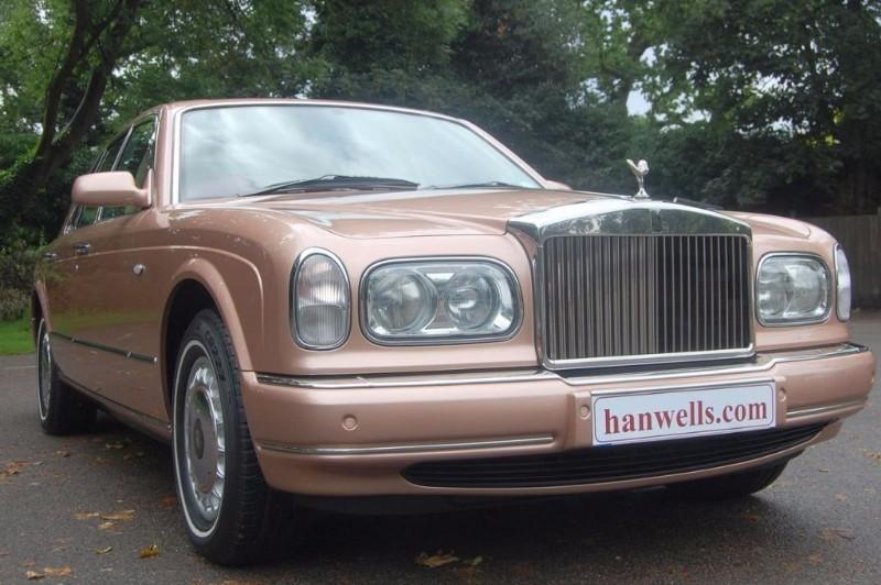 Rolls-Royce Silver Seraph in Hanwell London - CompuCars
