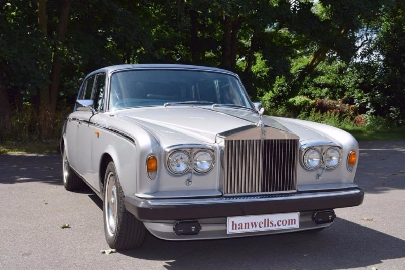 Rolls-Royce Silver Shadow in Hanwell London - CompuCars