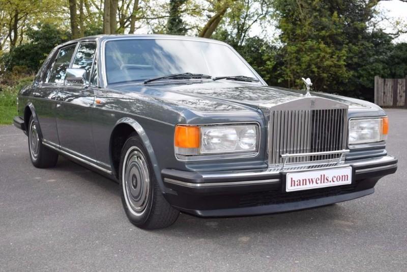 Rolls-Royce Silver Spirit in Hanwell London - CompuCars