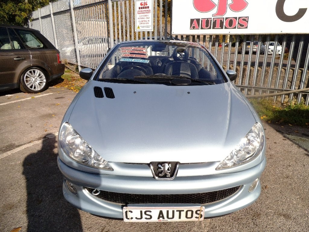 Marvelous Peugeot 206 In Tortworth Gloucestershire Compucars Gmtry Best Dining Table And Chair Ideas Images Gmtryco