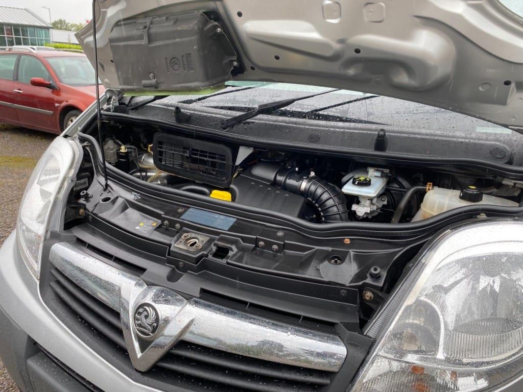 Vauxhall Vivaro