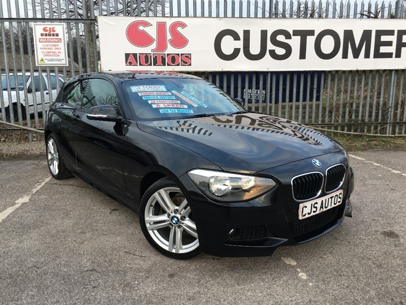 used BMW 120d 1 Series M Sport Sports Hatch 3dr in Bedminster-Bristol