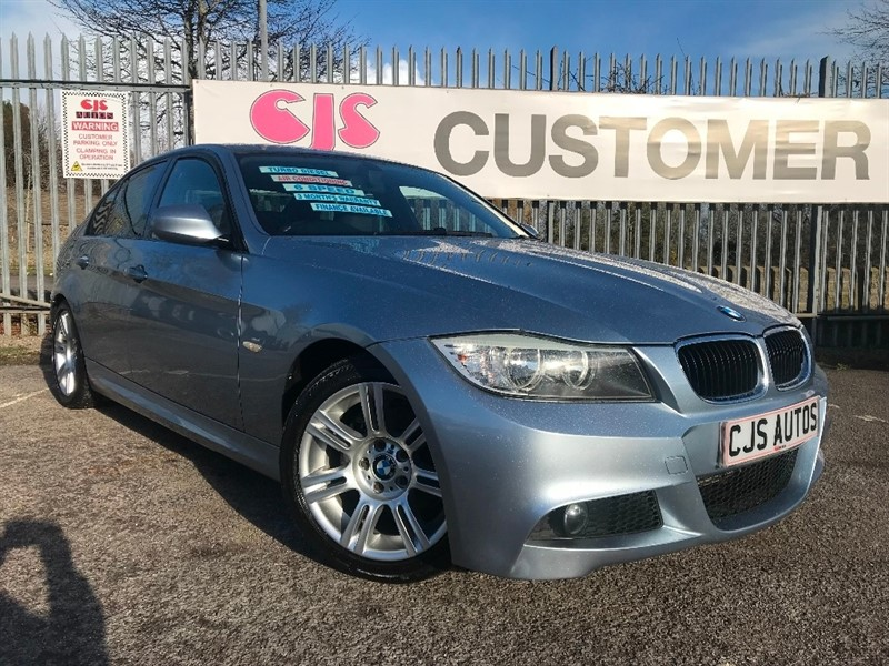 used BMW 318d 3 Series M Sport 4dr in Bedminster-Bristol