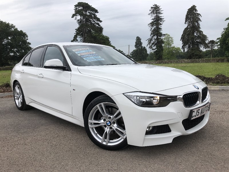 used BMW 320d M SPORT in Bedminster-Bristol