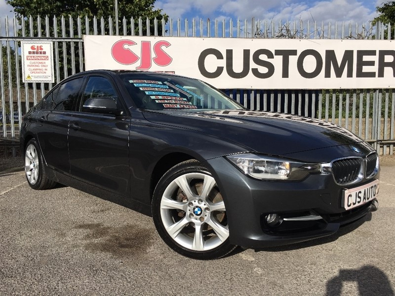 used BMW 320d 3 Series Sport 4dr (start/stop) in Bedminster-Bristol