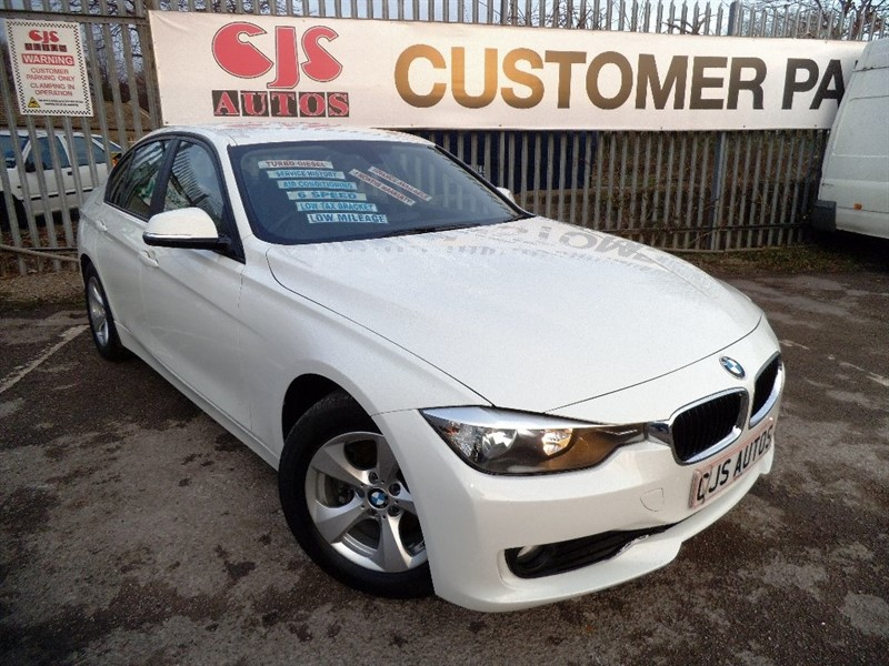 used BMW 320d 3 Series EfficientDynamics 4dr (start/stop) in Bedminster-Bristol