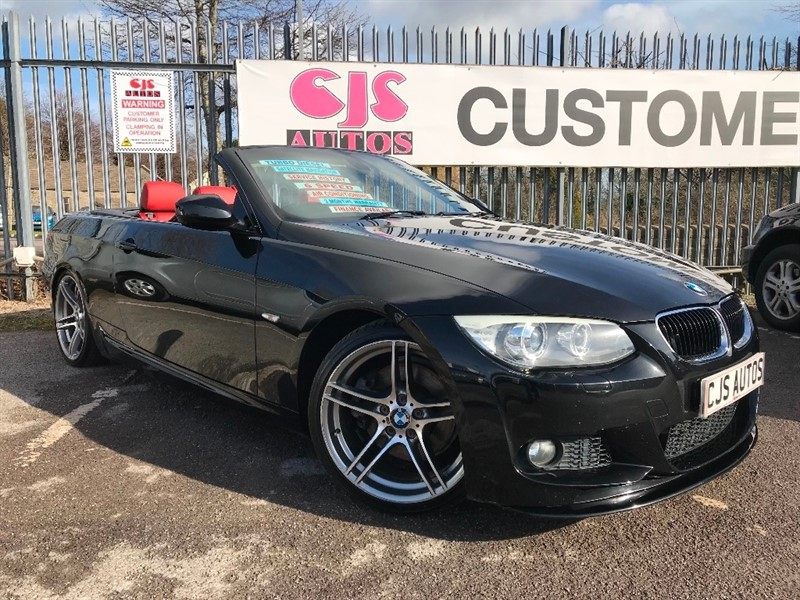 used BMW 325d 3 Series M Sport 2dr in Bedminster-Bristol