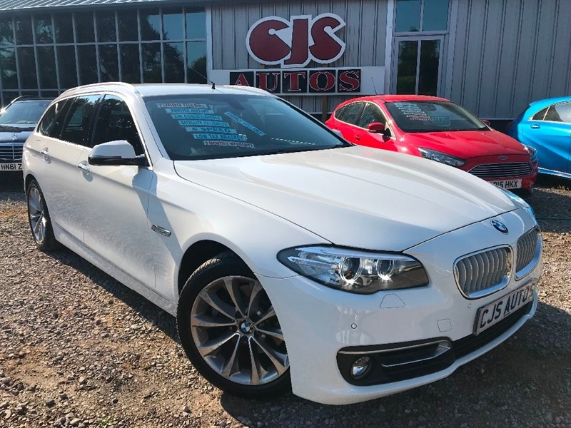 used BMW 520d 5 Series Modern Touring 5dr in Bedminster-Bristol