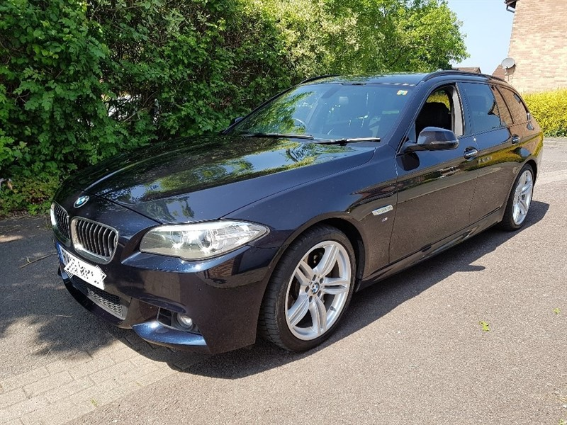 used BMW 535d 5 Series M Sport Touring 5dr in Bedminster-Bristol