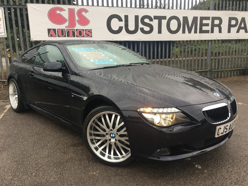 used BMW 635d 6 Series Sport Edition Auto 2dr in Bedminster-Bristol
