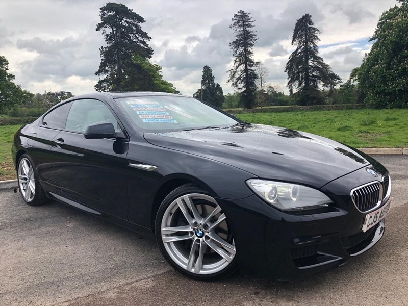 used BMW 640d 6 Series M Sport 2dr in Bedminster-Bristol