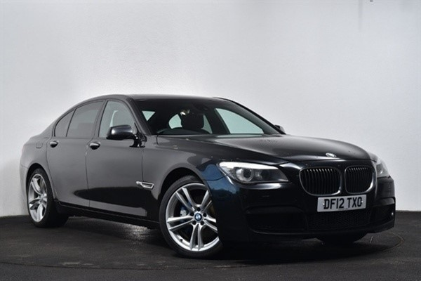 used BMW 740d 7 Series M Sport 4dr in Bedminster-Bristol