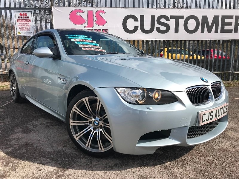 used BMW M3 V8 M3 2dr in Bedminster-Bristol