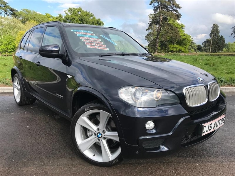 used BMW X5 35d M Sport xDrive 5dr in Bedminster-Bristol