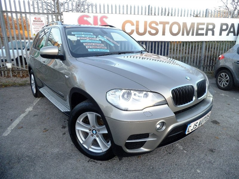used BMW X5 30d SE xDrive 5dr in Bedminster-Bristol