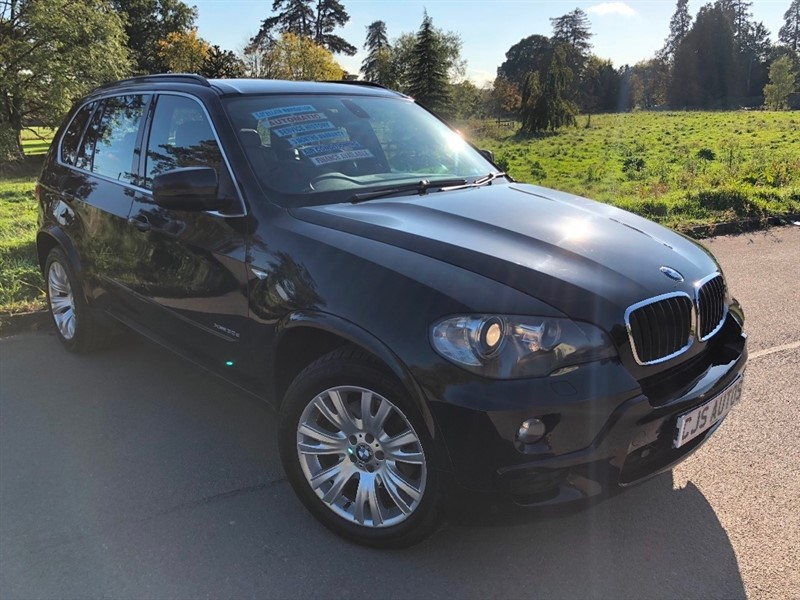 used BMW X5 30d M Sport xDrive 5dr in Bedminster-Bristol