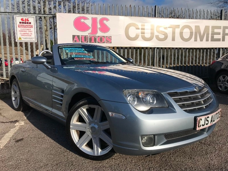 Chrysler Crossfire for sale