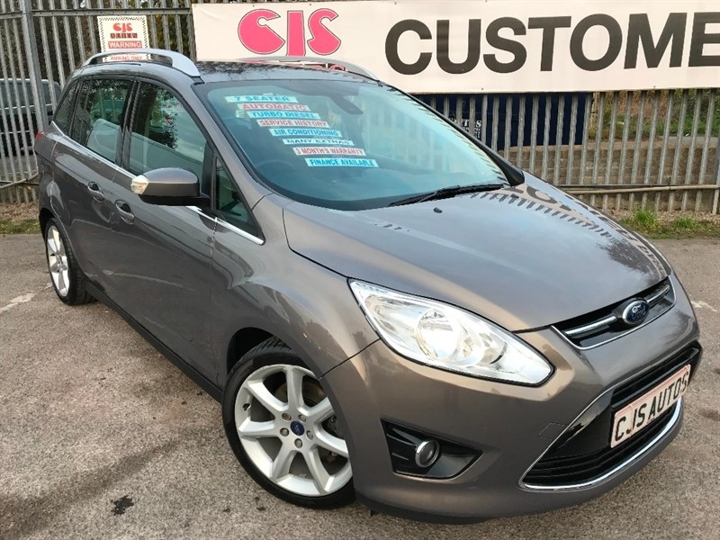 used Ford Grand C-Max TDCi Titanium Powershift 5dr (7 Seats) in Bedminster-Bristol