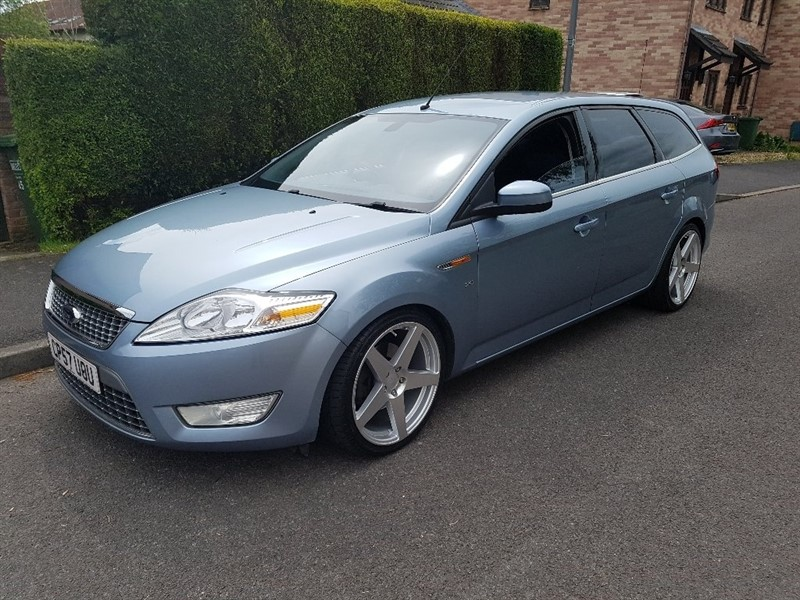 used Ford Mondeo TDCi Titanium 5dr in Bedminster-Bristol
