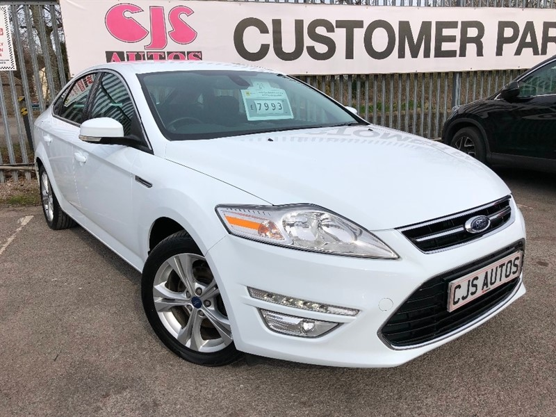 used Ford Mondeo TD ECO Titanium (s/s) 5dr in Bedminster-Bristol