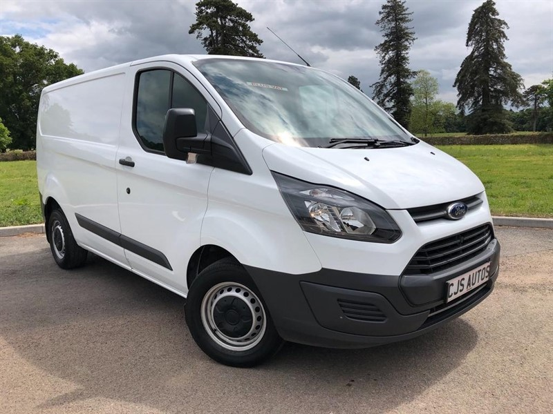 used Ford Transit Custom TDCi 290 L1H1 Panel Van 5dr (EU6) in Bedminster-Bristol