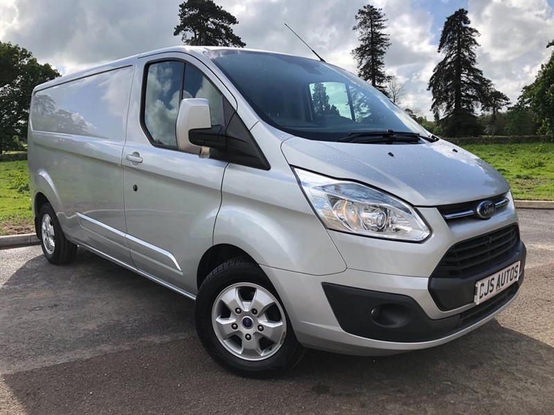 used Ford Transit Custom 2.2 TDCi 290 L2H1 Limited Panel Van 5dr in Bedminster-Bristol