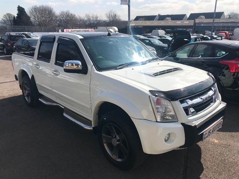 Isuzu Rodeo for sale