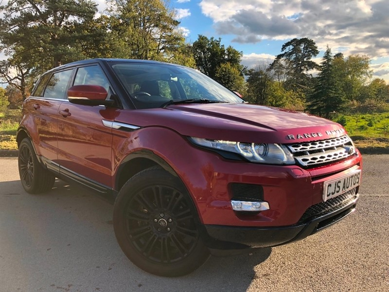 used Land Rover Range Rover Evoque SD4 Prestige AWD 5dr in Bedminster-Bristol