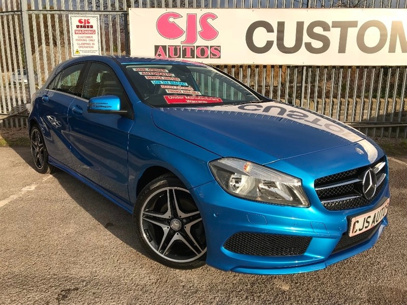 used Mercedes A180 A Class SE 7G-DCT 5dr in Bedminster-Bristol