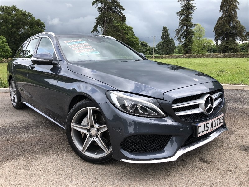 used Mercedes C200 AMG LINE in Bedminster-Bristol