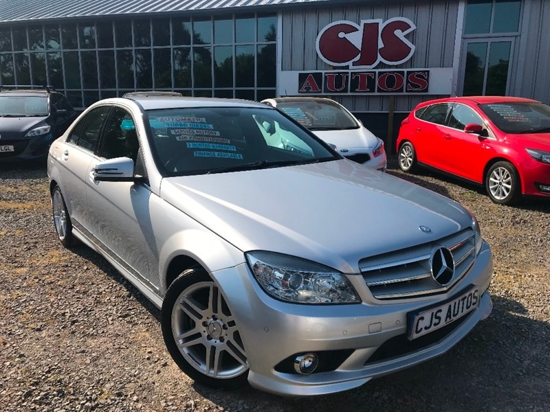 used Mercedes C200 C Class CDI Sport 4dr in Bedminster-Bristol