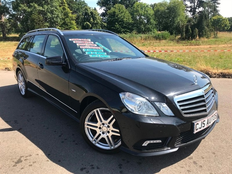 used Mercedes E250 E Class TD CDI BlueEFFICIENCY Sport 7G-Tronic 5dr in Bedminster-Bristol