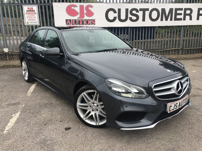 used Mercedes E250 E Class CDI AMG Sport 7G-Tronic Plus 4dr in Bedminster-Bristol