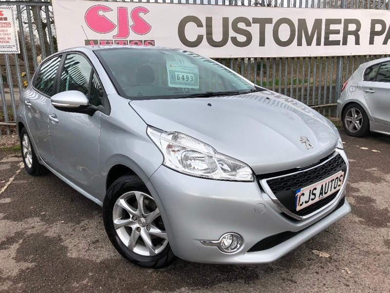 used Peugeot 208 VTi Active 5dr in Bedminster-Bristol