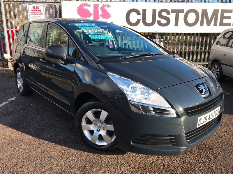 used Peugeot 5008 HDi FAP SR 5dr in Bedminster-Bristol
