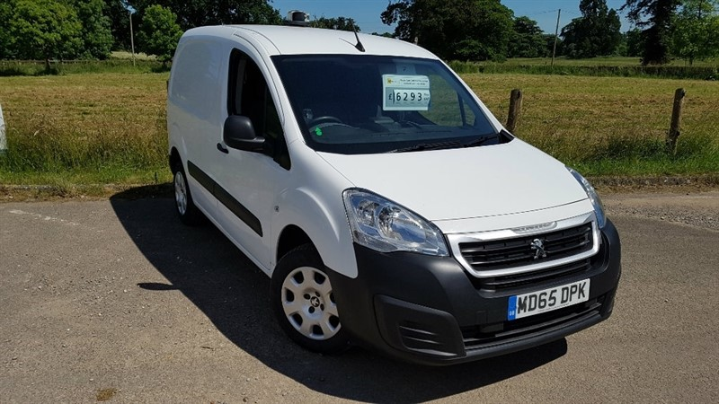 used Peugeot Partner HDi Professional L1 850 4dr in Bedminster-Bristol