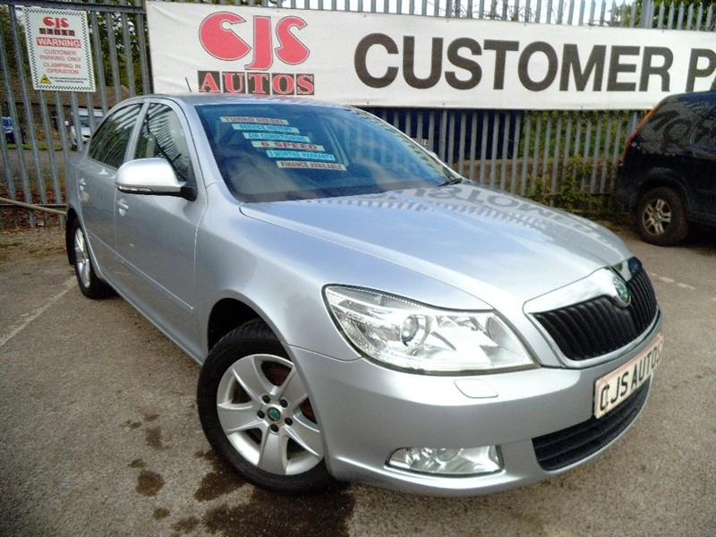 used Skoda Octavia TDI CR Elegance 5dr in Bedminster-Bristol
