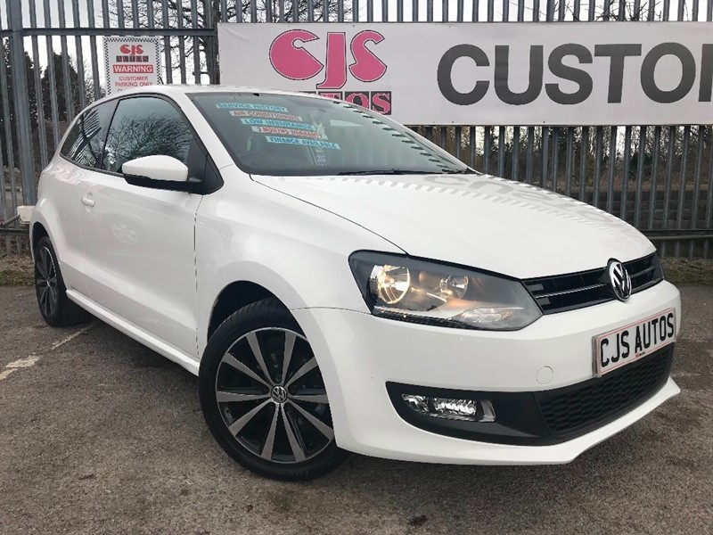 used VW Polo Match 3dr in Bedminster-Bristol