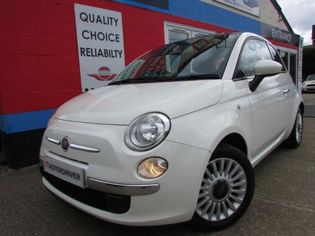 used Fiat 500 LOUNGE, GLASS ROOF, FINE EXAMPLE in aylesbury-buckinghamshire
